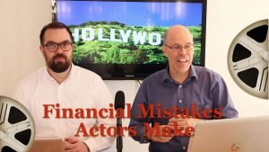 Financial Planning Mistakes made by Actors
