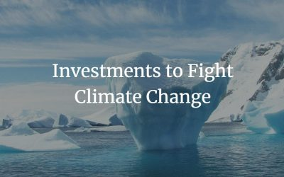 Investments to Fight Climate Change