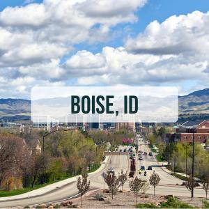 Boise, ID