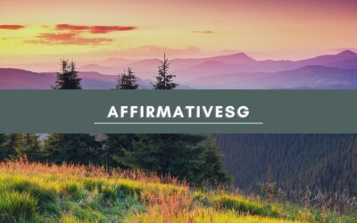 AffirmativESG – Customized Sustainable Responsible Impact Investing Investment