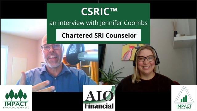 Chartered SRI Counselor – CSRIC