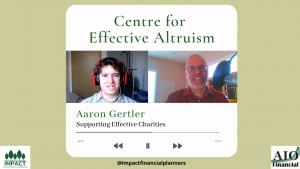 Effective Altruism Donating to Effective Charities