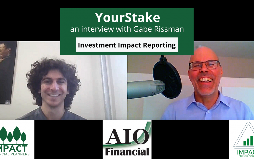 YourStake Investment Impact Reporting