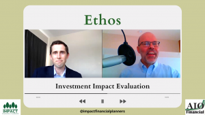Ethos investment impact evaluation